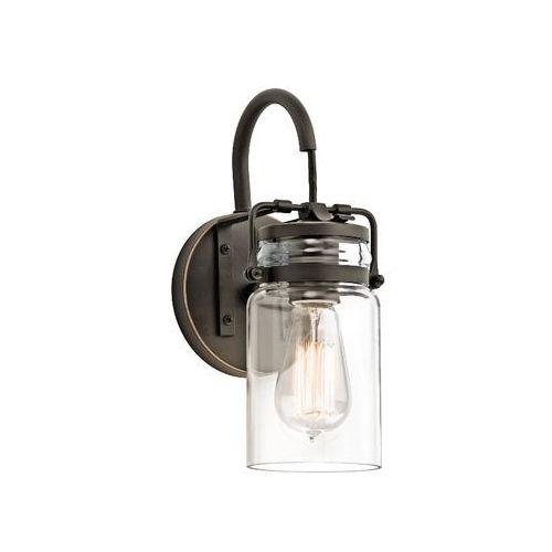 KL/BRINLEY1 BRINLEY LOFT LAMPA KINKIET ELSTEAD KICHLER, KL/BRINLEY1