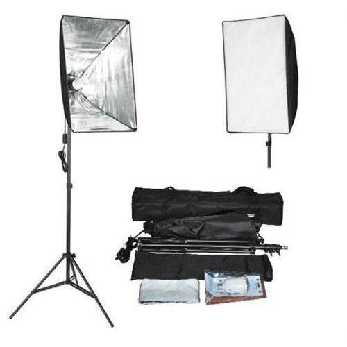 Studio fotograficzne Lampa fotograficzna Softbox 60x40cm