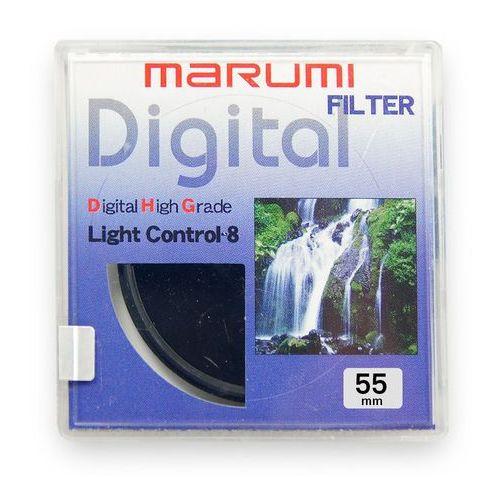Marumi Filtr dhg light control-8 55mm (mlc(8) 55 dhg) darmowy odbiór w 21 miastach!