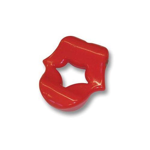 Rocks-off (uk) Pierścień na penisa gorące usta | 100% dyskrecji | bezpieczne zakupy