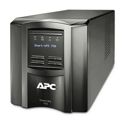 APC APC Smart-UPS (750VA/500W) 6xIEC LCD