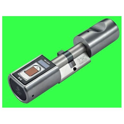 We.lock Zamek elektroniczny otwierany liniami papilarnymi, pilotem i telefonem z bt