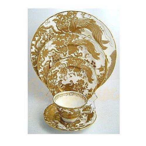 Royal crown derby gold aves serwis 20 elementów