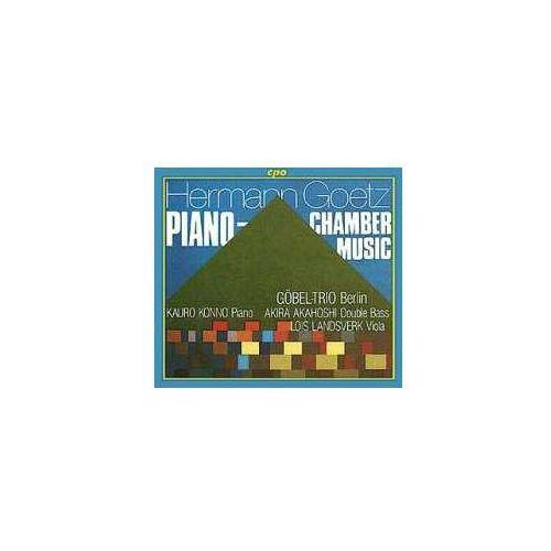 Goetz: Chamber Music, 999 086-2