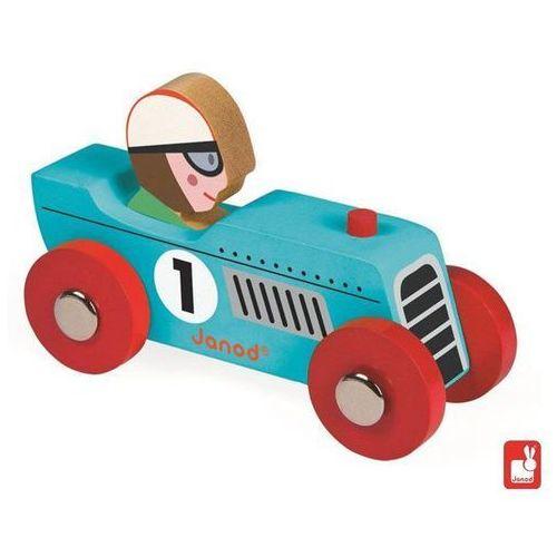 JANOD Wyścigówka drewniana Retromotor morski - Wyścigówka drewniana Retromotor morski