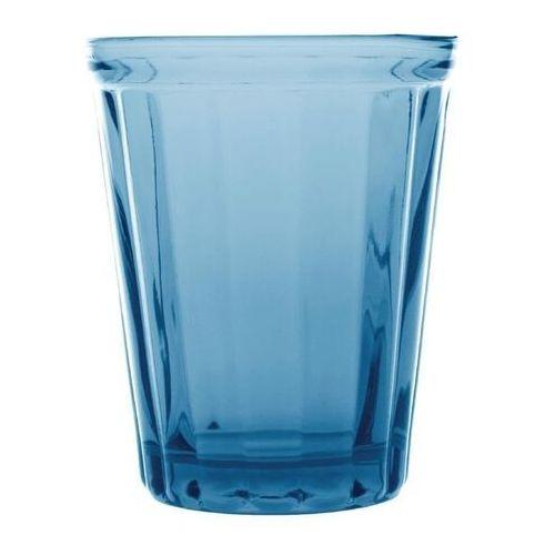 Olympia szklanka cabot z hartowanego szkła niebieska 260ml (6 sztuk)