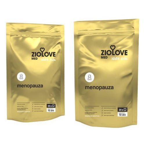 menopauza - herbatka ziołowa marki Ziolove