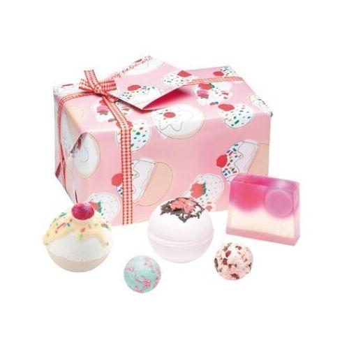 Bomb Cosmetics Cherry Bathe-Well | Zestaw upominkowy (5037028249468)