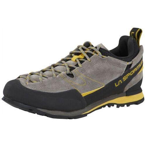 La Sportiva Boulder X Buty Mężczyźni żółty/szary 45,5 2019 Buty podejściowe