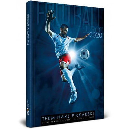 Adeon wydawnictwo tebra Terminarz piłkarski - kal. książkowy 2020