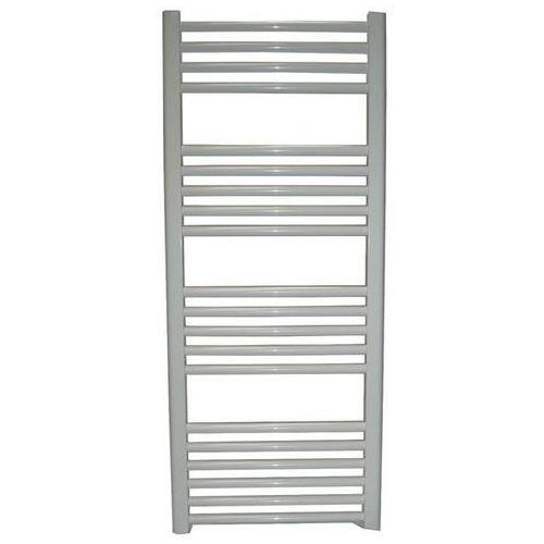 Grzejnik łazienkowy wetherby wykończenie proste, 600x1700, biały/ral - marki Thomson heating