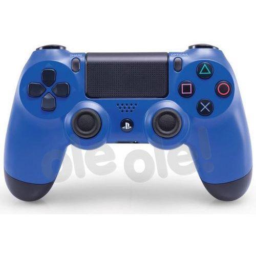 Sony DualShock 4 v2 (niebieski) - produkt w magazynie - szybka wysyłka!