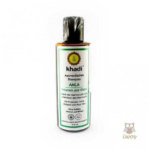 Szampon wzmacniający amla -  marki Khadi