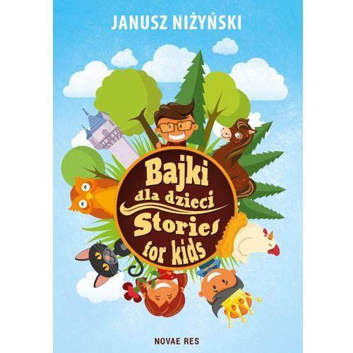 Bajki dla dzieci. Stories for kids (9788380831551)