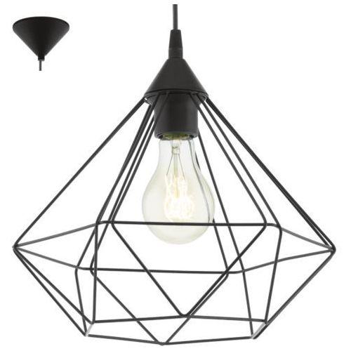 Eglo Lampa wisząca 1x60w tarbes - duża, 94188