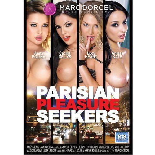 Film dvd dorcel - parisian pleasure seekers marki Marc dorcel (fr)