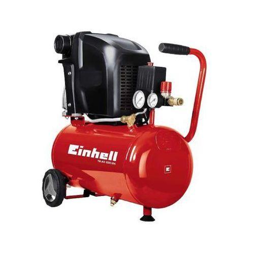 Kompresor olejowy te-ac 24 litry darmowy transport marki Einhell