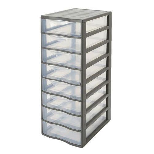 Form Zestaw kontor 8 szuflad 68 cm (3663602763543)