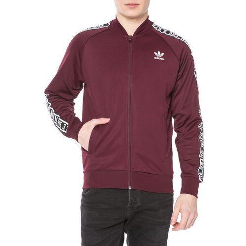 adidas Originals Essentials Superstar Track Sweatshirt Fioletowy XXL