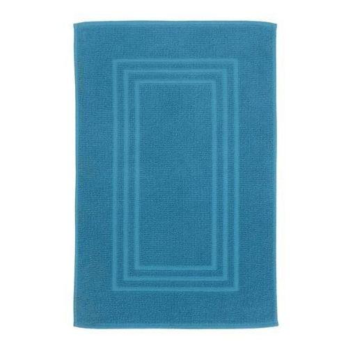 Dywanik łazienkowy palmi 50 x 80 cm niebieski marki Cooke&lewis