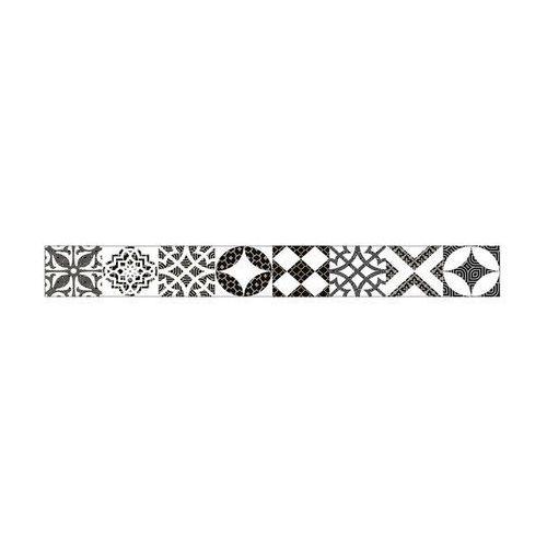 Creative ceramika Listwa ceramiczna glossy deluxe 4.5 x 40 (5907377826545)