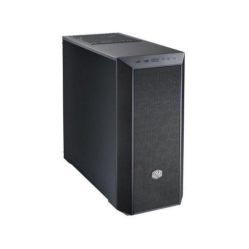 Obudowa  masterbox 5 midi-tower, czarny (mcy-b5s1-kknn-01) darmowy odbiór w 20 miastach! marki Cooler master