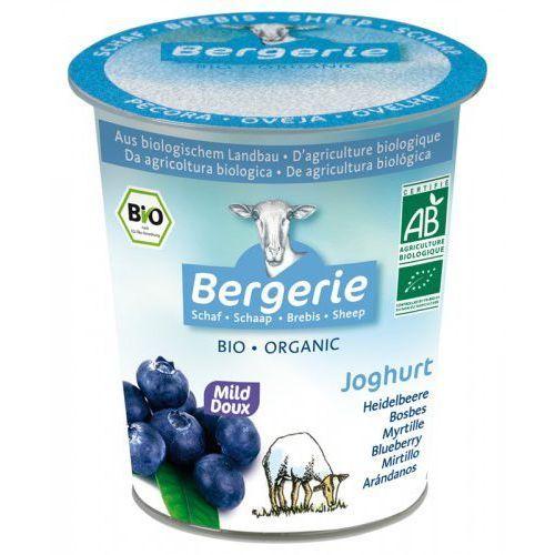 Bergerie (nabiał z mleka owczego) Jogurt owczy z borówkami bio 125 g - bergerie