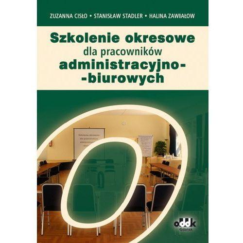 Szkolenie okresowe dla pracowników administracyjno-biurowych (kategoria: Technika, leksykony techniczne)