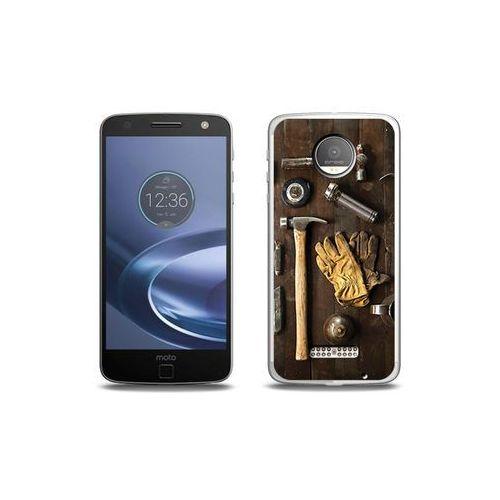 Foto Case - Lenovo Moto Z Force - etui na telefon Foto Case - narzędzia, kup u jednego z partnerów