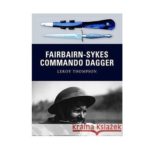 Fairbairn-Sykes Commando Dagger (9781849084314)