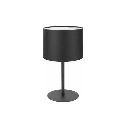 Tklighting Tk lighting mia 5223 lampa stołowa lampka 1x60w e27 czarny (5901780552237)