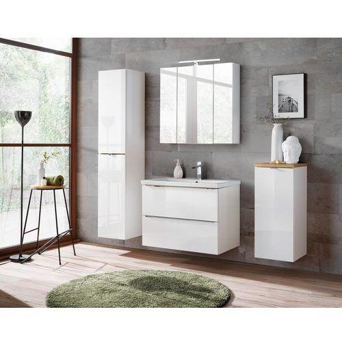 Zestaw mebli łazienkowych CAPRI WHITE SET 80 CM, CD-0125