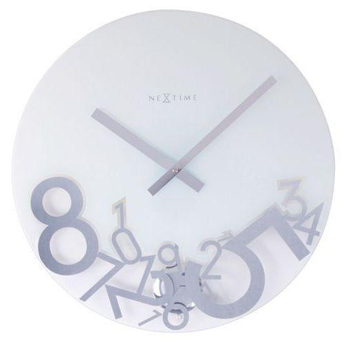 - zegar ścienny - dropped marki Nextime