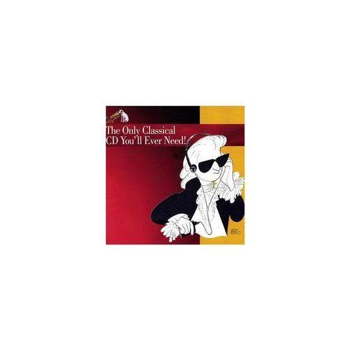Only Classical Cd You'll Ever Need / Różni Wykonawcy, RCA62665.2