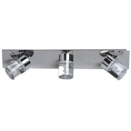 Potrójny spot sufitowy LED chromowany MW-Light Techno (543020703) (4250369147403)