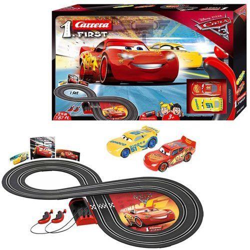 First disney cars 3 marki Carrera