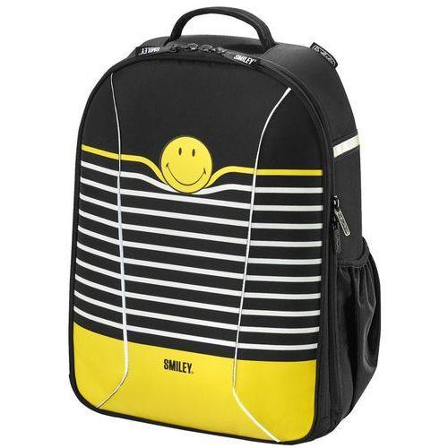 Herlitz plecak be.bag airgo smiley b&y strip (4008117032361)