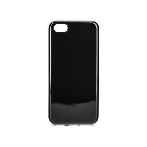 Xqisit Etui do apple iphone 5c flex case czarny (4029948010380)