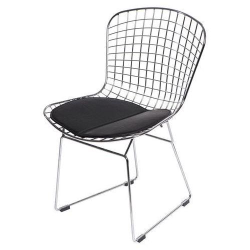 Krzesło dziecięce Harry Junior Czarna Po MODERN HOUSE bogata chata, 71535