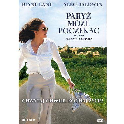Paryż może poczekać (Płyta DVD)