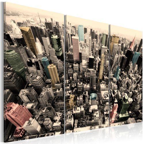 Artgeist Obraz - najwyższe budynki nowego jorku