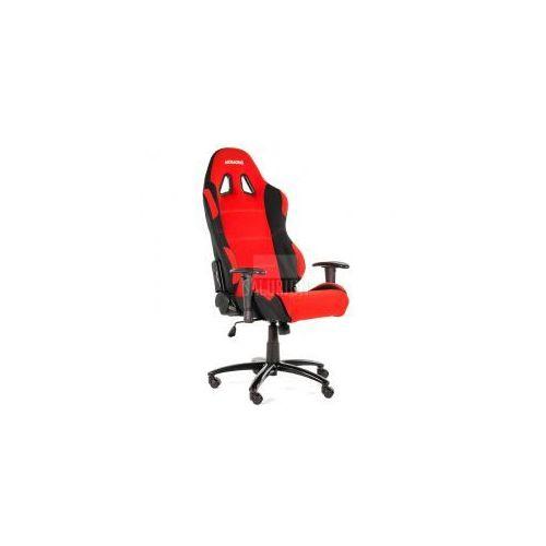 AKRACING Prime Gaming Chair - czarny/czerwony - produkt z kategorii- Pozostałe gry i konsole