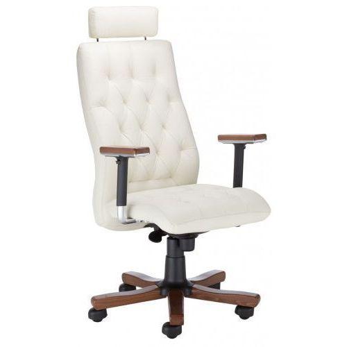 Fotel gabinetowy CHESTER extra hru r23p2 - biurowy, krzesło obrotowe, biurowe
