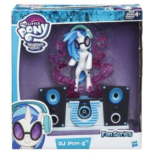My Little Pony FIM DJ Pony - Hasbro. DARMOWA DOSTAWA DO KIOSKU RUCHU OD 24,99ZŁ (5010993331765)