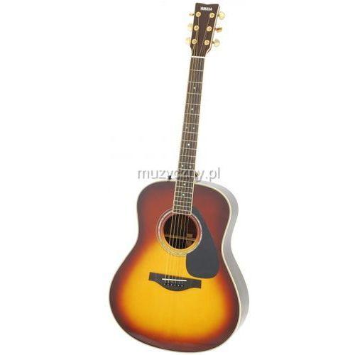 Yamaha LLX 16 Brown Sunburst gitara elektroakustyczna Płacąc przelewem przesyłka gratis!