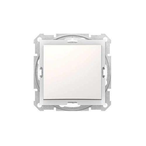 Łącznik pojedynczy Schneider Sedna SDN0100323 IP44 hermetyczny kremowy, SDN0100323