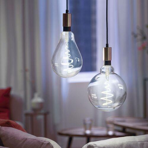 WiZ LED filament G200 E27 6,5W przezroczysta