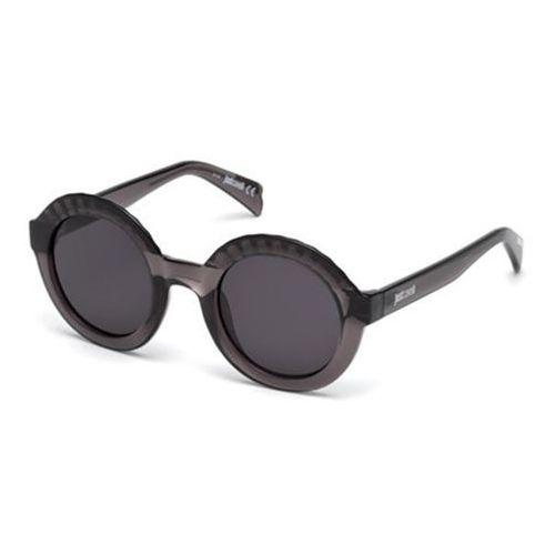 Just cavalli Okulary słoneczne jc 747s 20a