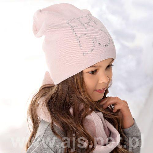 Komplet 36-395 czapka + tunel rozmiar: 52-56, kolor: wielokolorowy, ajs marki Ajs