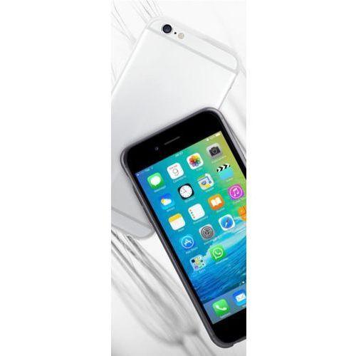 PURO 0.3 Nude - Etui iPhone 6/6s (przezroczysty), kolor czarny